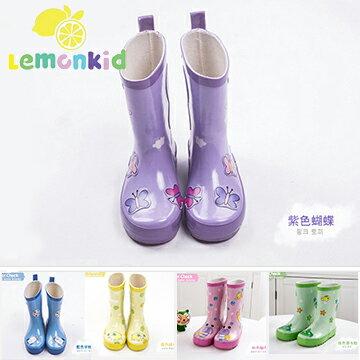 Lemonkid:Lemonkid◆蝸牛綿羊潛水艇卡通造型款橡膠雨鞋