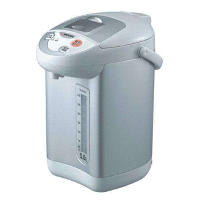 【大同TATUNG】微電腦溫控5L電熱水瓶/TLK-50Y