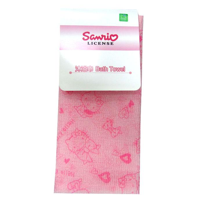 Samnio Bath Towel Hello Kitty 沐浴巾 隨機【康鄰超市】