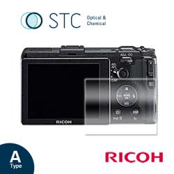 【STC】Ricoh GR / GRII專用 9H鋼化玻璃保護貼