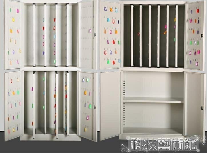 鑰匙箱 房產120位200位500位800位1000位鑰匙櫃單位物業壁掛式鑰匙管理箱 DF 交換禮物