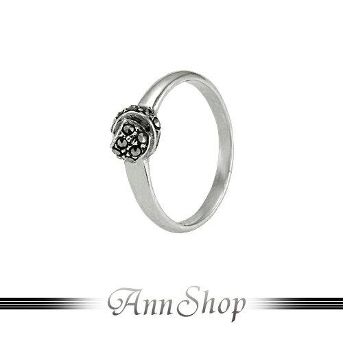 AnnShop~925純銀‧扭轉圓球戒指~銀飾飾品 情人 r92046 ~  好康折扣