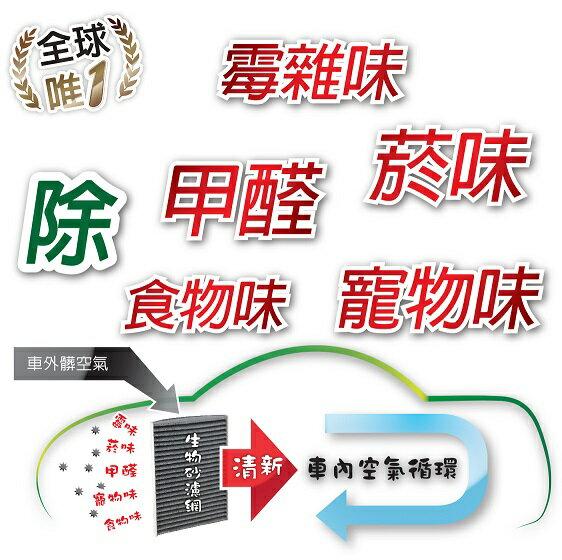 【車寶貝推薦】無味熊 汽車冷氣濾網WHO003 本田 CR-V Ⅰ,Civic 六代(K8) 適用