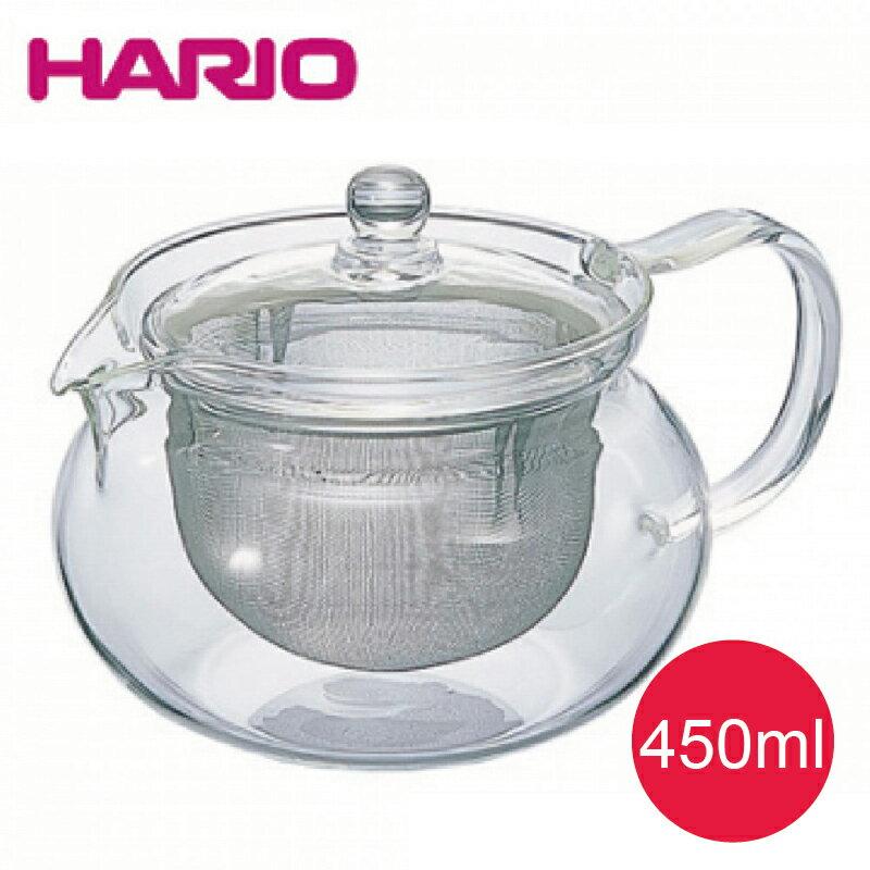 HARIO CHJMN-45T 茶茶急須 丸 茶壺 450ml