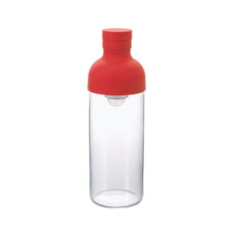 HARIO FIB-30 酒瓶冷泡茶壺300ml 紅色
