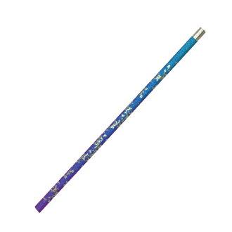 HORIE 純鈦金屬環保吸管 TST-002 紫色