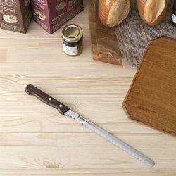 可傑 日本 貝印 bready KAI 木柄長麵包刀 AC-0054 AC0054 麵包刀 吐司刀