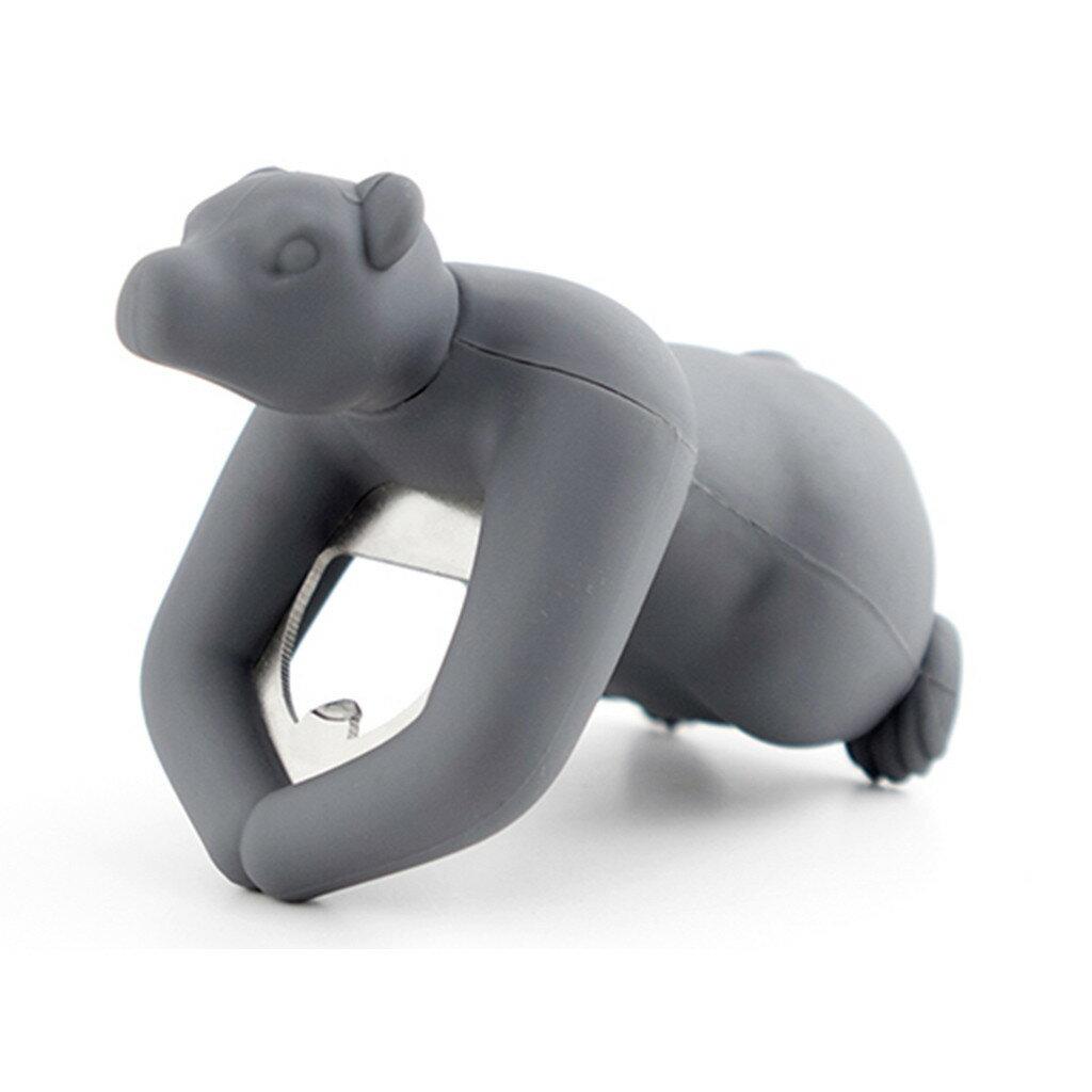 KIKKERLAND 熊抱開瓶器