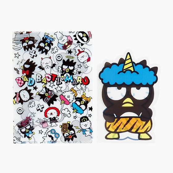 【真愛日本】 17072200059 日本製造型資料夾組-XO變裝+AAY 三麗鷗 酷企鵝 檔案夾 文件夾