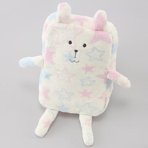 ◎LY愛雅日貨代購◎ 日本代購  宇宙人 CRAFTHOLIC 保暖毛毯 星星兔