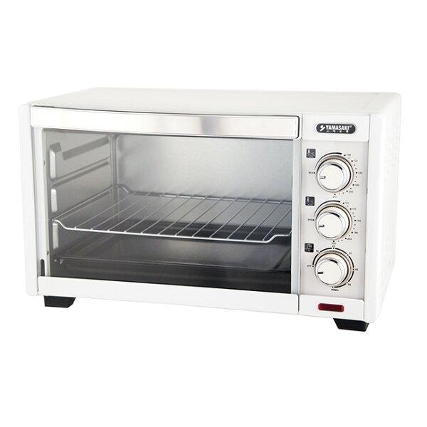 ◤烹飪教室&食譜指定款◢ YAMASAKI 山崎家電 22L雙溫控專業級電烤箱 SK-220RH