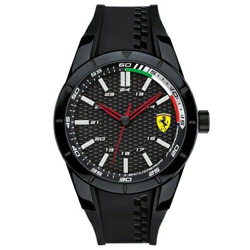 FERRARI 法拉利/狂熱飆速運動計時腕錶/0830301