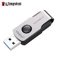 Kingston 金士頓 DataTraveler SWIVL USB3.0 旋轉造型 隨身碟 DTSWIVL