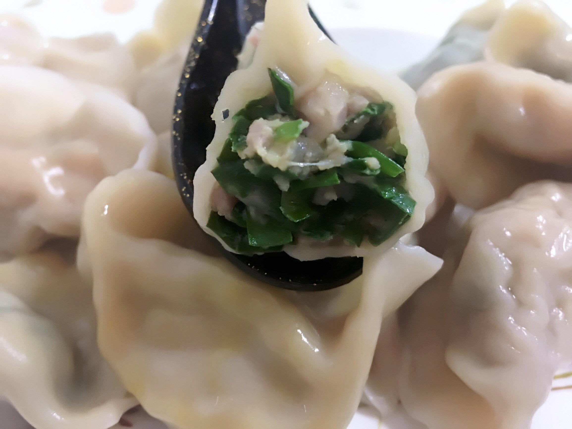 鮮肉韭菜水餃/50顆