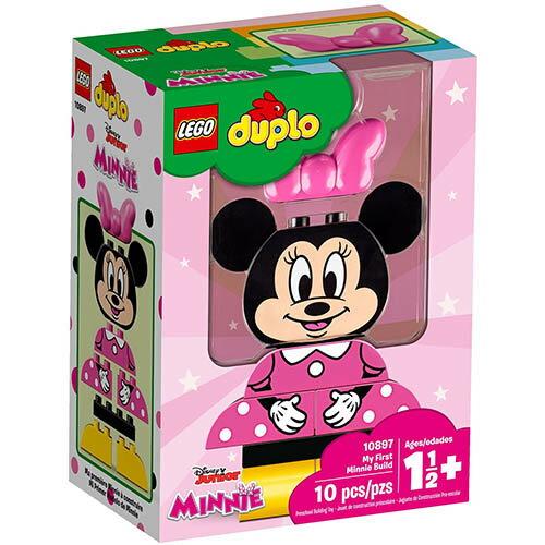 樂高LEGO 10897 Duplo 得寶系列 -My First Minnie Build - 限時優惠好康折扣