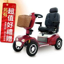 必翔 電動代步車 TE-889XLSN 大馬力輸出 電動代步車款式補助 贈 安能背克雙背墊