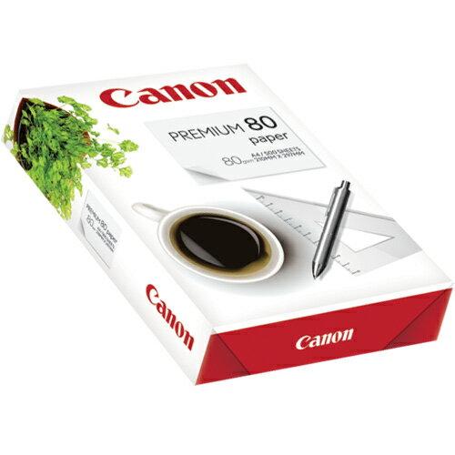 【Canon 影印紙】Canon 80P / A4 進口多功能影印紙(5包/箱)