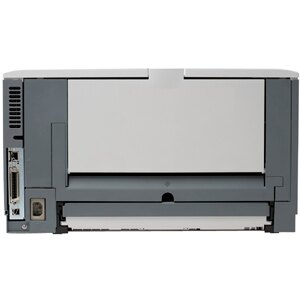 HP LaserJet 5000 5200 Laser Printer - Monochrome - 1200 x 1200 dpi Print - Plain Paper Print - Desktop - 35 ppm Mono Print - A3, A4, A5, A6, B4, B5, B6, B4 (JIS), B5 (JIS), B6 (JIS), C5 Envelope, ... - 350 sheets Standard Input Capacity - 65000 Duty Cycle 2