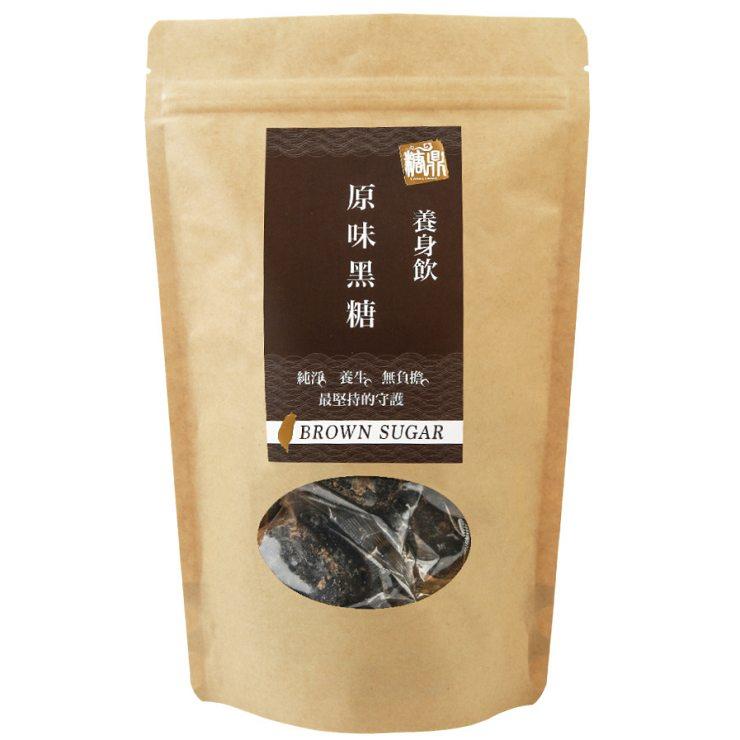 ~糖鼎養生鋪~安潔老師 →原味黑糖茶磚 35克x14顆獨立包裝