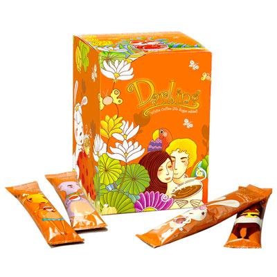 《親愛的》白咖啡不加糖20包裝(30g / 包)▶全館滿499免運 4