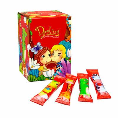 《親愛的》巧克力(不加糖)20包裝(30gX20入) 4