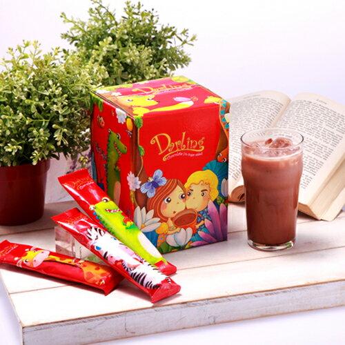 《親愛的》巧克力(不加糖)20包裝(30gX20入) 2