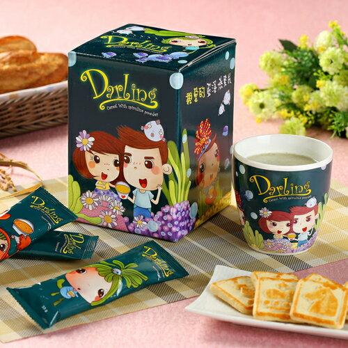 《親愛的》藍藻燕麥片16包(33g / 包) 0