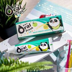 【歐樂芬】天然安心兒童牙膏 (60g)