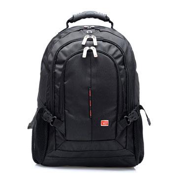 【加賀皮件】W.I.B 防潑水 多收納 輕量 15.6吋 造型背包 筆電包 後背包 WB1202