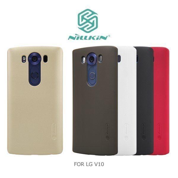 LG V10 NILLKIN 耐爾金 超級護盾 硬殼 背蓋 磨砂殼 保護殼 手機殼 背殼