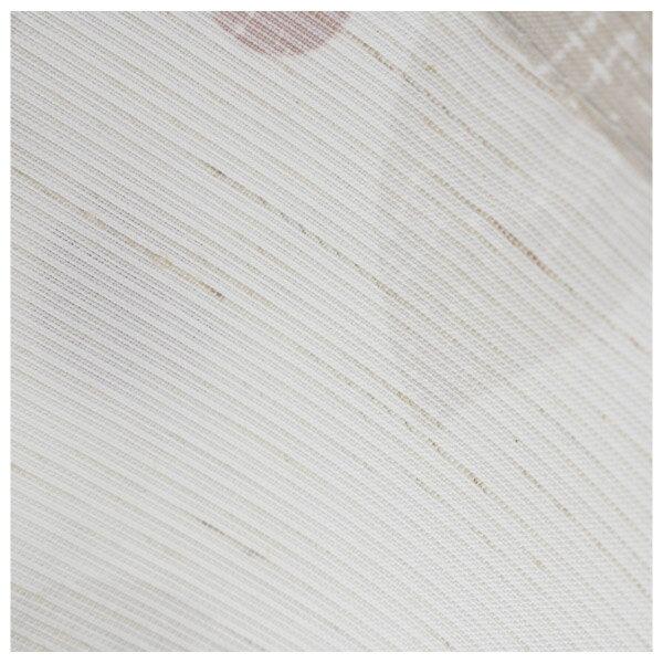蕾絲窗簾 G HOLIDAY LEAVES OR 150×176 ×1 NITORI宜得利家居 4