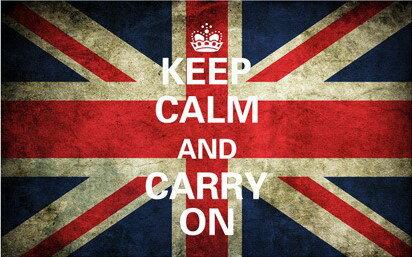 幸福家居商城:歐式復古風懷舊英國國旗客廳地毯地墊玄關墊踏墊(客製尺寸款)