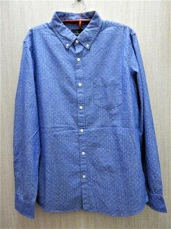 【衣凡卡時尚】全新真品~AE美國老鷹男款長袖襯衫