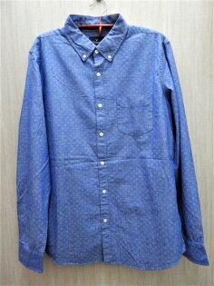 衣凡卡時尚:【衣凡卡時尚】全新真品~AE美國老鷹男款長袖襯衫