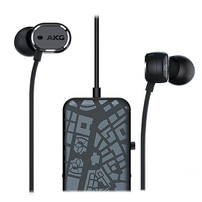 志達電子 N20NC 奧地利AKG 主動抗噪耳道式耳機 愛科公司貨
