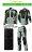 【套裝】MotoBoy 防水保暖層 CE五+二件護胸 四件護胯+護膝 賽車拉力服 防摔衣褲 MB-J32P32 6