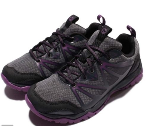 Merrell 戶外鞋 Capra Rise 女鞋 紫 健行鞋│休閒鞋│運動鞋