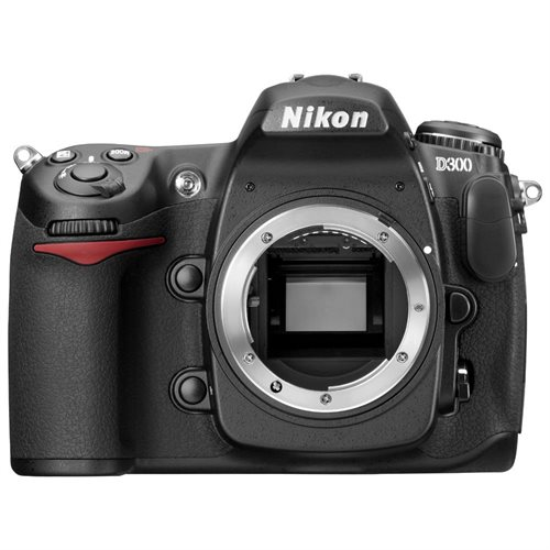 Nikon D300 12.3 Megapixel Digital SLR Camera Body Only - 3