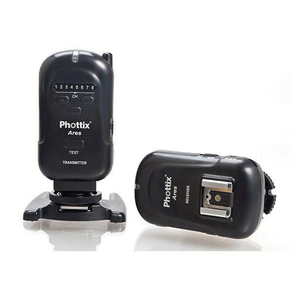 ◎相機專家◎ Phottix Ares 一對一無線閃燈觸發器 單點觸發 Strato可參考 群光公司貨