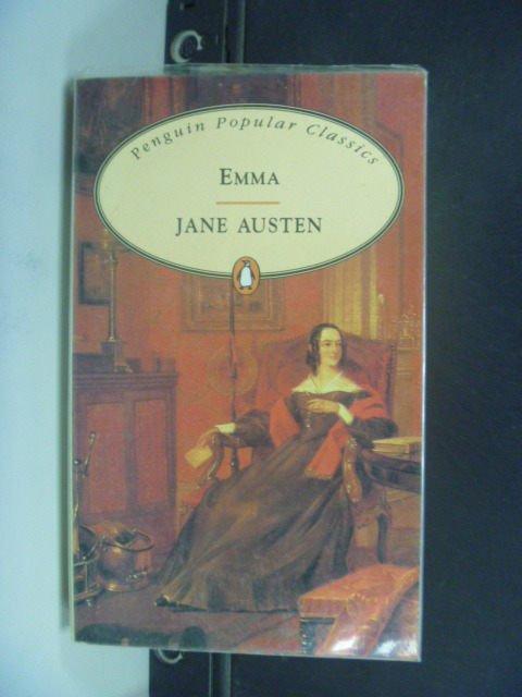 【書寶二手書T3/原文小說_JOZ】Emma_Austen, Jane, 珍.奧斯汀