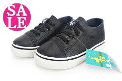 小童休閒鞋 經典暢銷款 鬆緊帶懶人便鞋 零碼出清  K7316#黑◆OSOME奧森鞋業