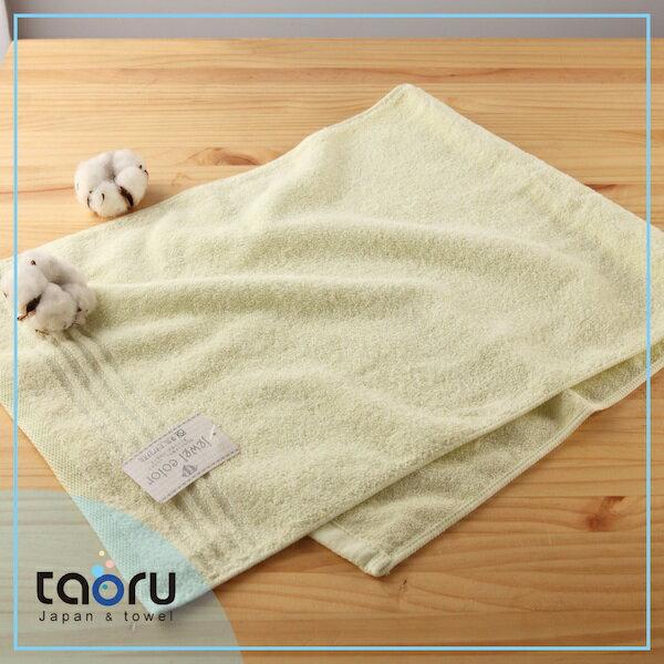 日本毛巾居家實用款:珠寶盒_若菜綠34*82cm(長毛巾--taoru日本毛巾)