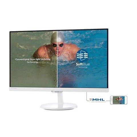 【新風尚潮流】PHILIPS飛利浦 電腦液晶顯示器 螢幕 E系列 27吋型 支援 HDMI MHL 277E7EDSW
