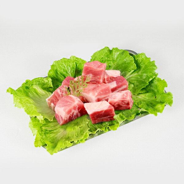 【台灣好好豬】小排肉600g(包)