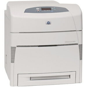 HP LaserJet 5550DN Laser Printer - Color - 600 x 600 dpi Print - Plain Paper Print - Desktop - 27 ppm Mono / 27 ppm Color Print - Letter, Legal, Executive, Ledger, Envelope No. 10, Monarch Envelope, Custom Size - 600 sheets Standard Input Capacity - 12000 3