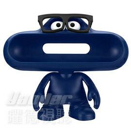 ~曜德視聽~Beats Pill Character 藍色 公仔 膠囊喇叭保護套 ~先創