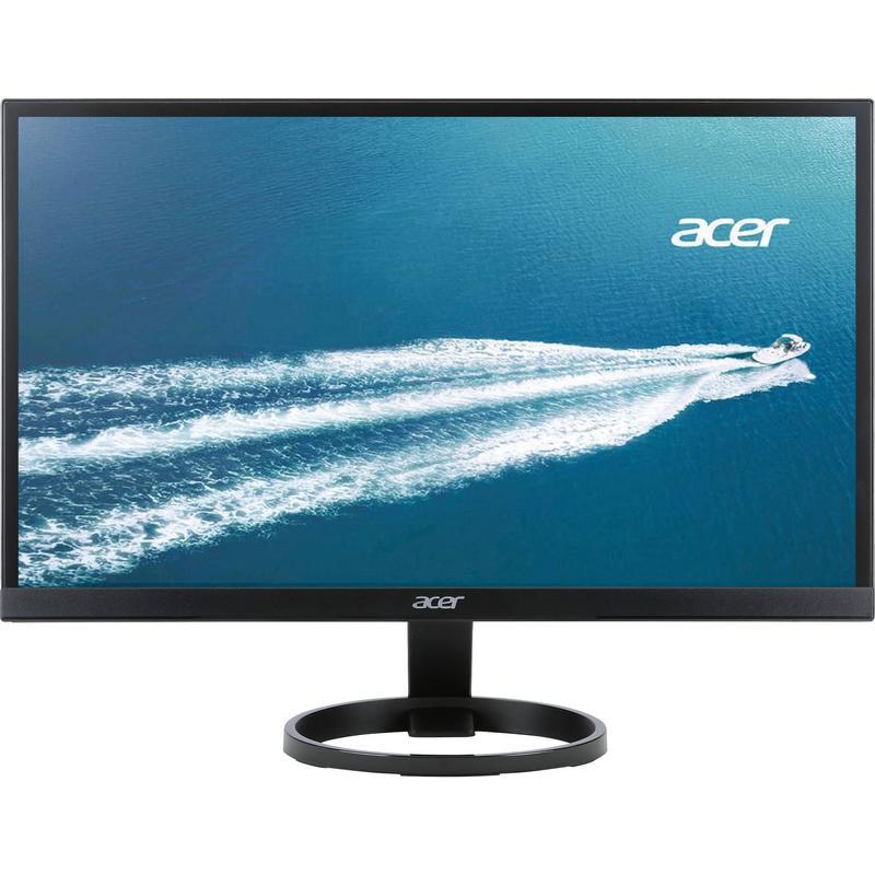 "Acer 21.5"" Widescreen LCD Monitor Display Full HD 1920 x 1080 4 ms IPS R221Q bid 0"