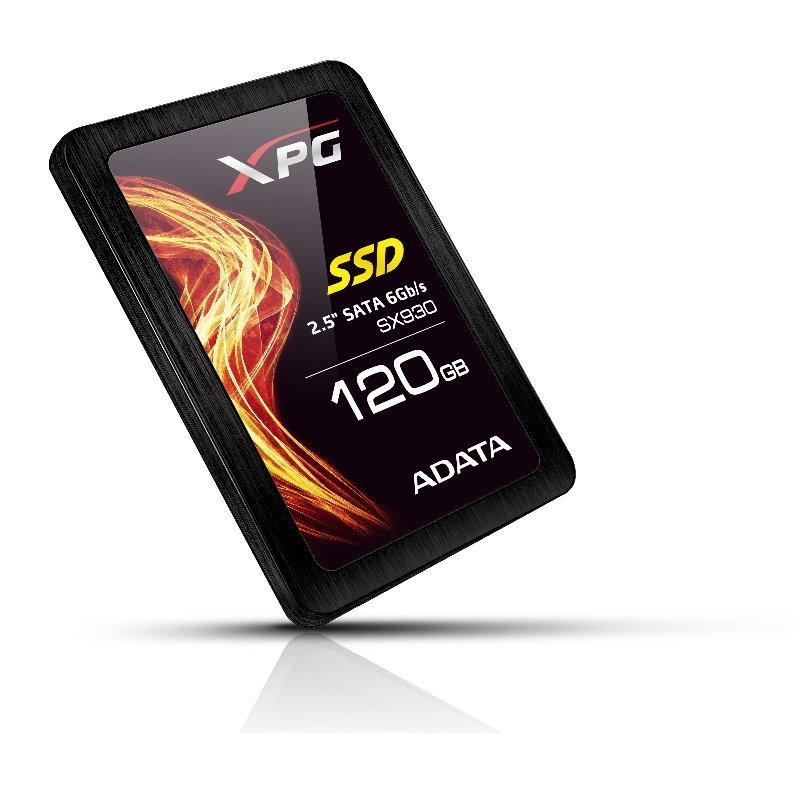 *╯新風尚潮流╭*威剛 XPG 120G SX930 固態硬碟 強悍 無可匹敵 讀560寫460 ASX930SS3-120GM-C