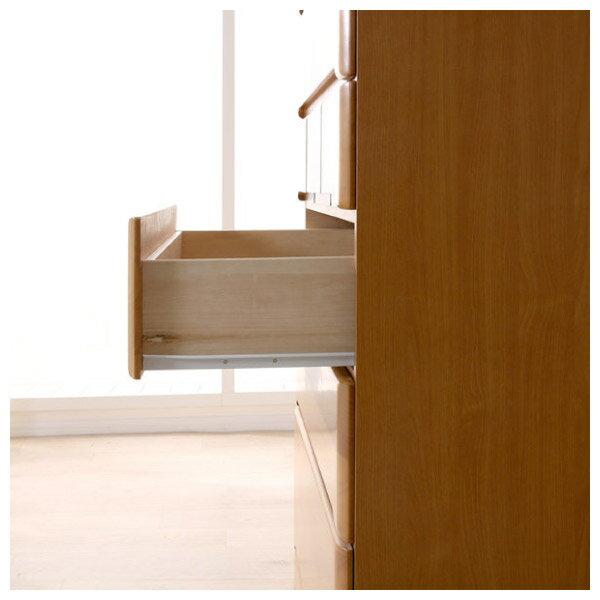 ◎(OUTLET)高整理衣櫃 斗櫃 OUKA2 90HC LBR 福利品 NITORI宜得利家居 8