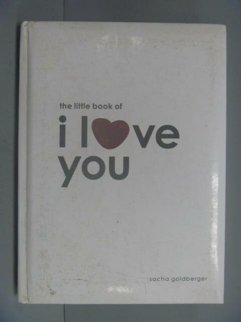 ~書寶 書T7/心靈成長_ILK~Little Book of I Love You hc